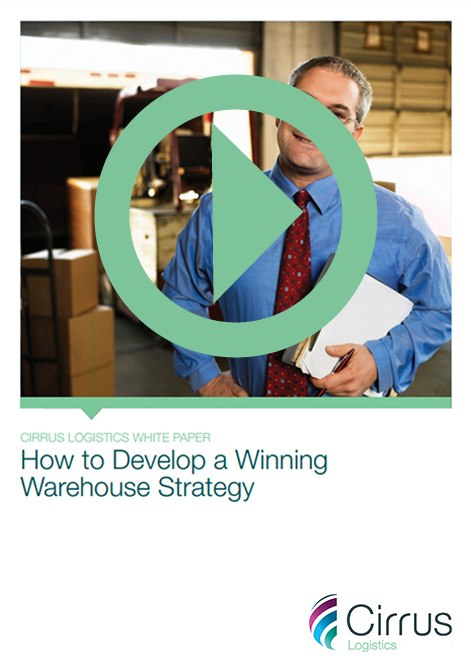 Whitepaper and Webinar How to Develop a Winning Warehouse Strategy