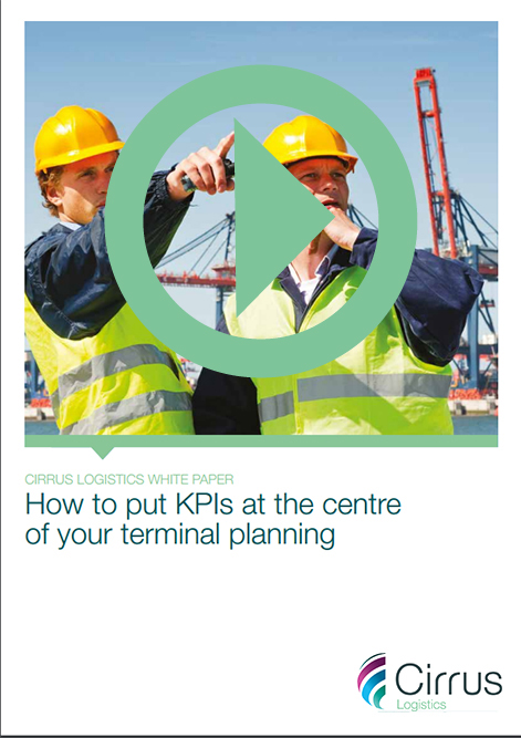 How to Put KPIs at the Centre of your Terminal Planning Webinar and Whitepaper